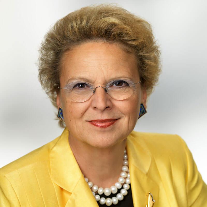 Mag. Dr. Christiane Körner Präsidentin des Vereins zur Förderung der Impfaufklärung